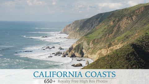 California Coasts Photo Pack