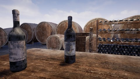 Wine Cellar Pack