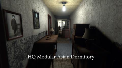 HQ Modular Asian Dormitory