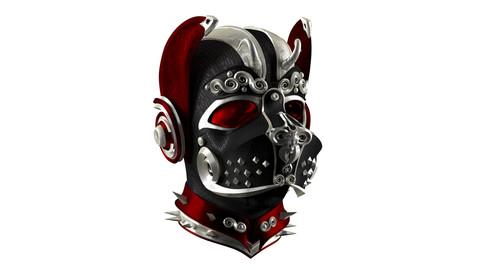 Psynoman Mask