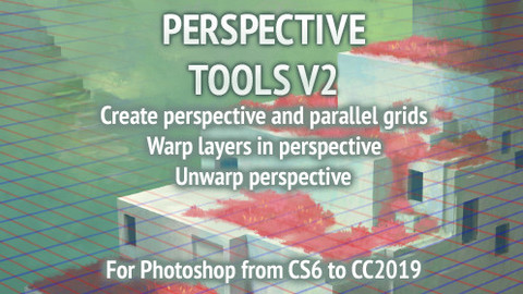 Perspective Tools 2 for Photoshop