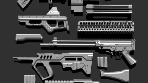 IMM GunParts