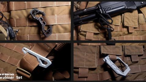 Tactical Carabiners