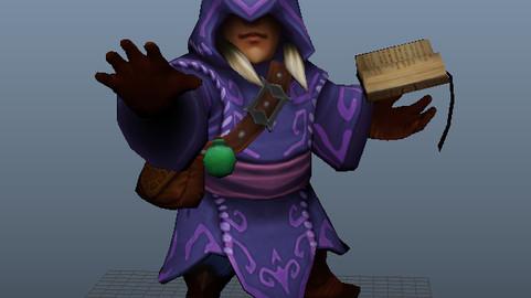 Mini Warlock Rig