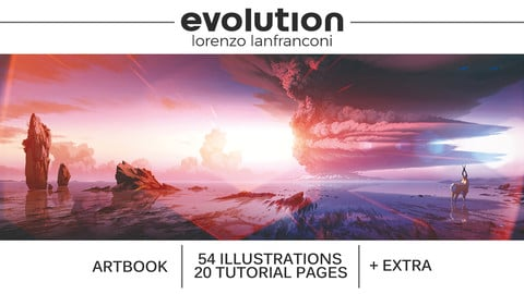 EVOLUTION artbook