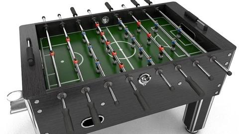Foosball ( Football ) Game Table