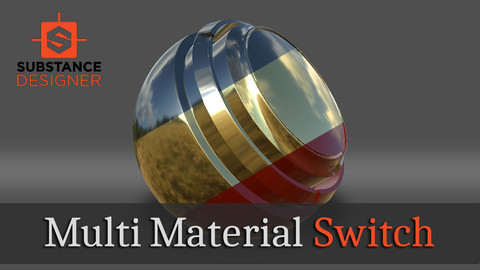 Multi Material Switch