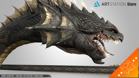 Hydra / Dragon Snake 29.73$