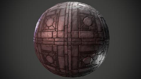 Tileable Dungeon Floor