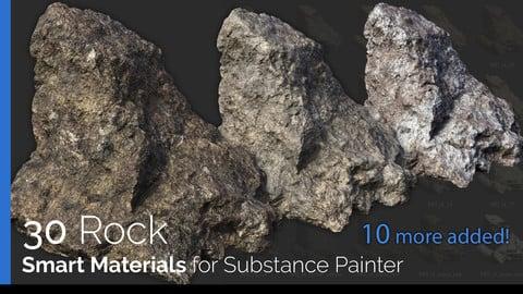 SP Smart Materials: Rock