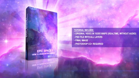 EPIC SPACE I - How to draw an Epic Nebula