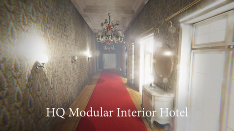 HQ Modular Interior Hotel