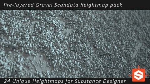 Substance Component Essentials - Pre-Layered Gravel