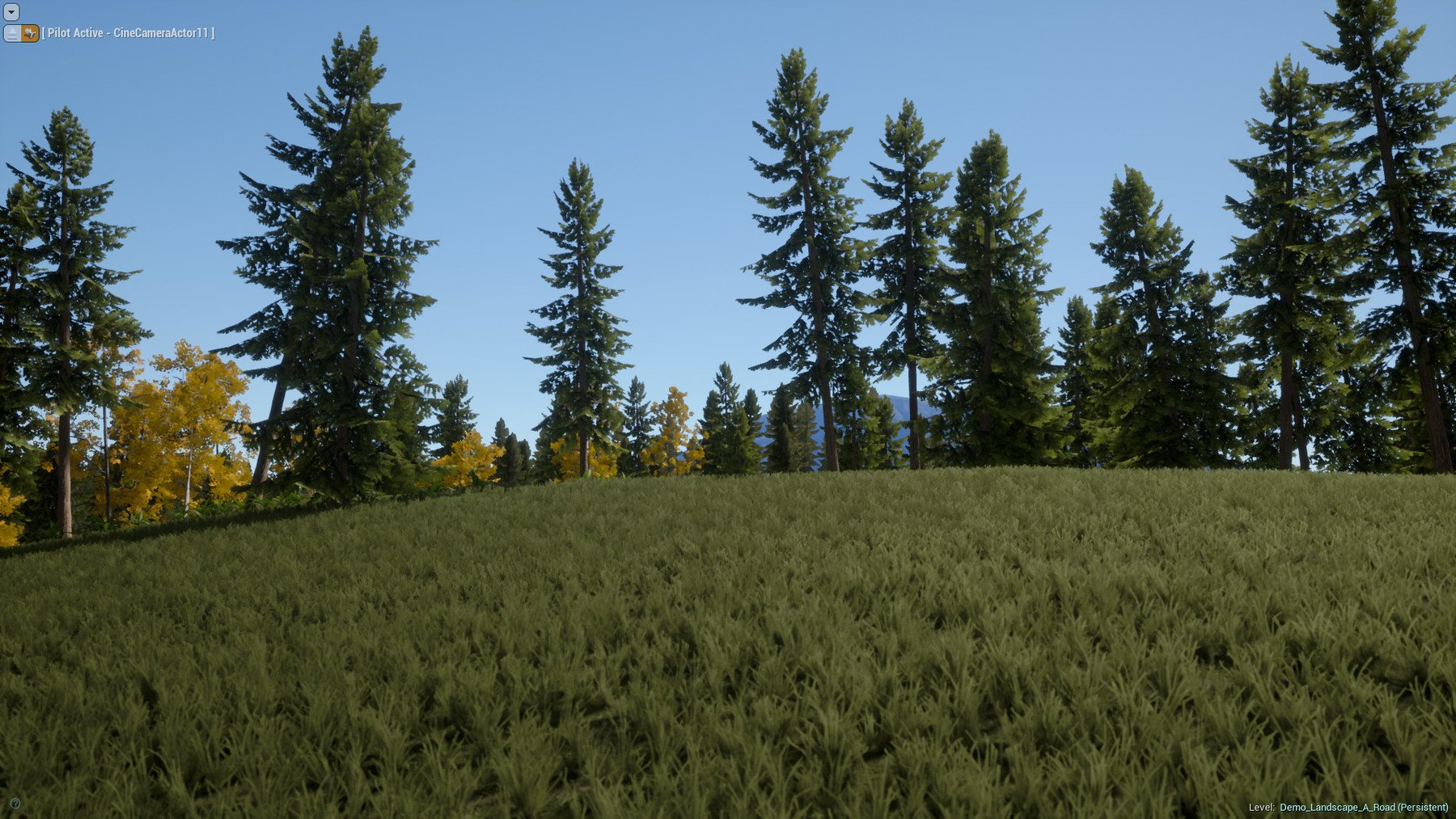 Serif Can - Realistic Forest Pack - Unreal Engine 4