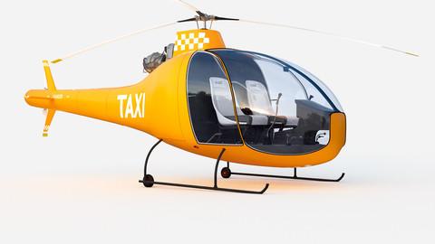 HAD1-T Helineo taxi