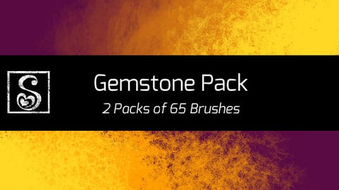 Shrineheart's Gemstone Pack - 2 Packs in One