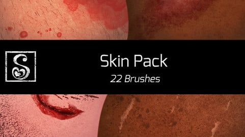 Shrineheart's Skin Pack - 22 Brushes