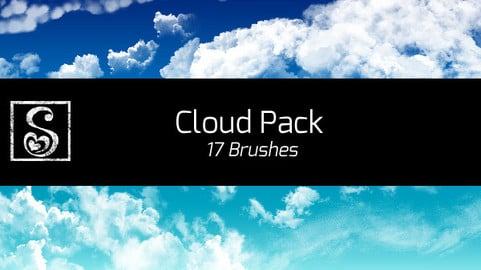 Shrineheart's Cloud Pack - 17 Brushes