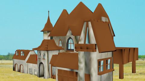 Medieval Village 1