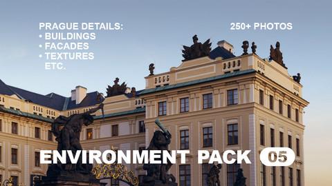 Env Pack 05 / Prague Details reference pack