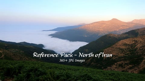 Reference Pack - North of Iran