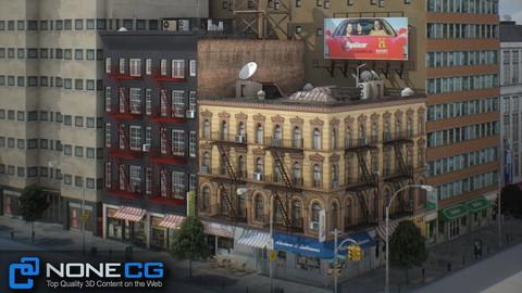 NYC Block Set 5 V2