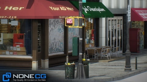 NYC Block Set 6