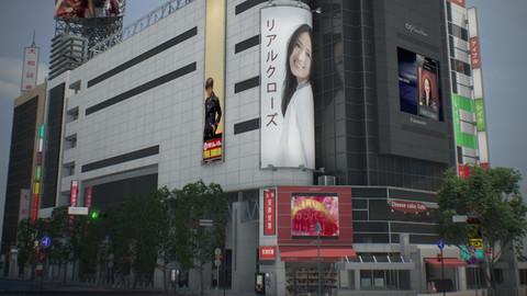 Tokyo Shibuya Block #6