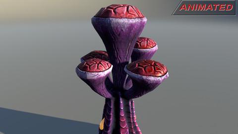 Alien flora (plant 09)