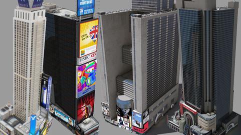 NYC Buildings Pack