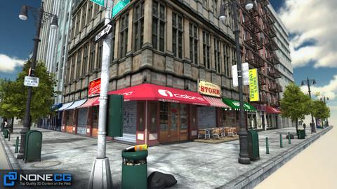 NYC Block #6 Unity