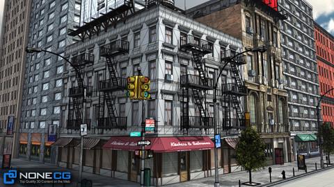 NYC Block #7 Unity