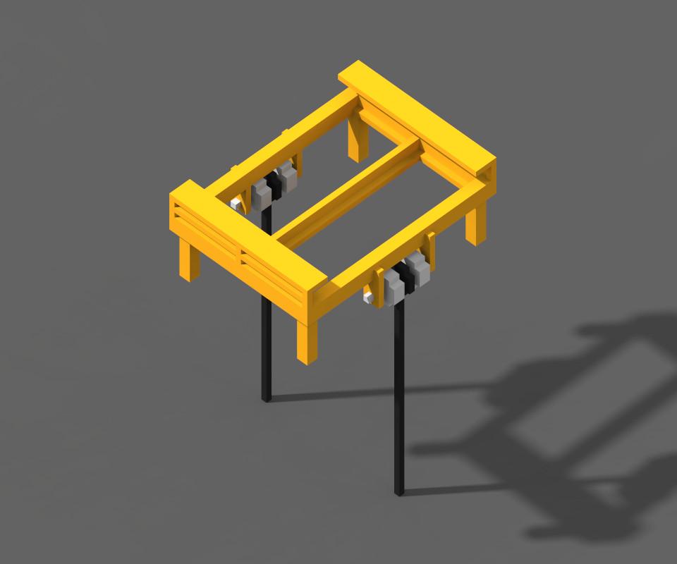 Mohammad Shubbak - Voxel Tower Crane
