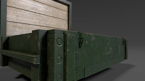 Army Crate