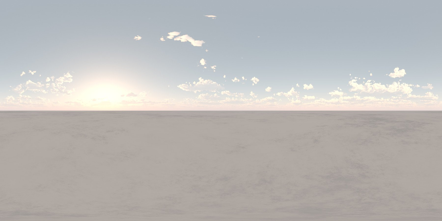 Sky HDRi Evening 001 by Valmik Shah