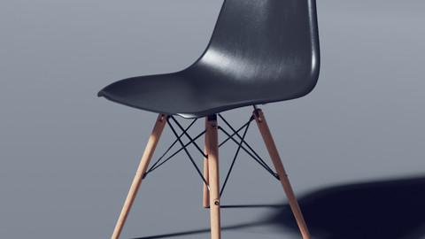 modern chair -6K Textures -Photorealistic
