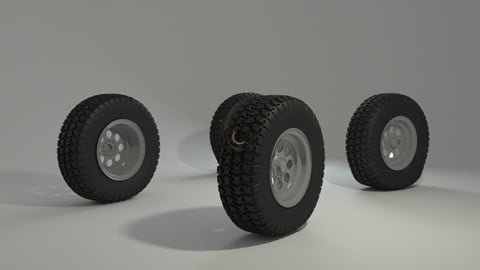 Wheel Alternative Rig