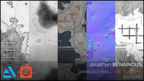 Texture - Damaged Wall