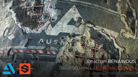 Substance - Damaged Wall