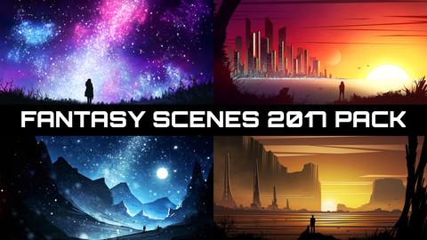 Fantasy Scenes 2017