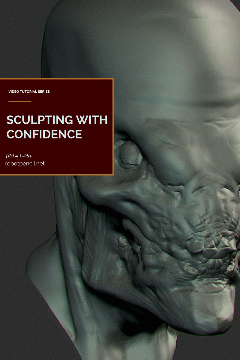 Anthony Jones - Sculpting with Confidence