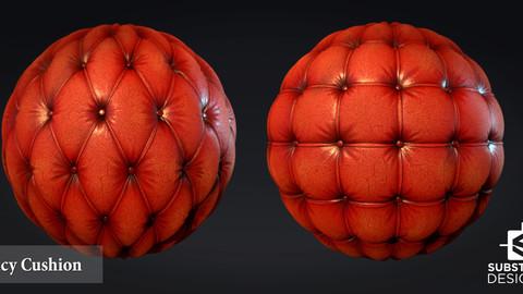 Procedural Cushion