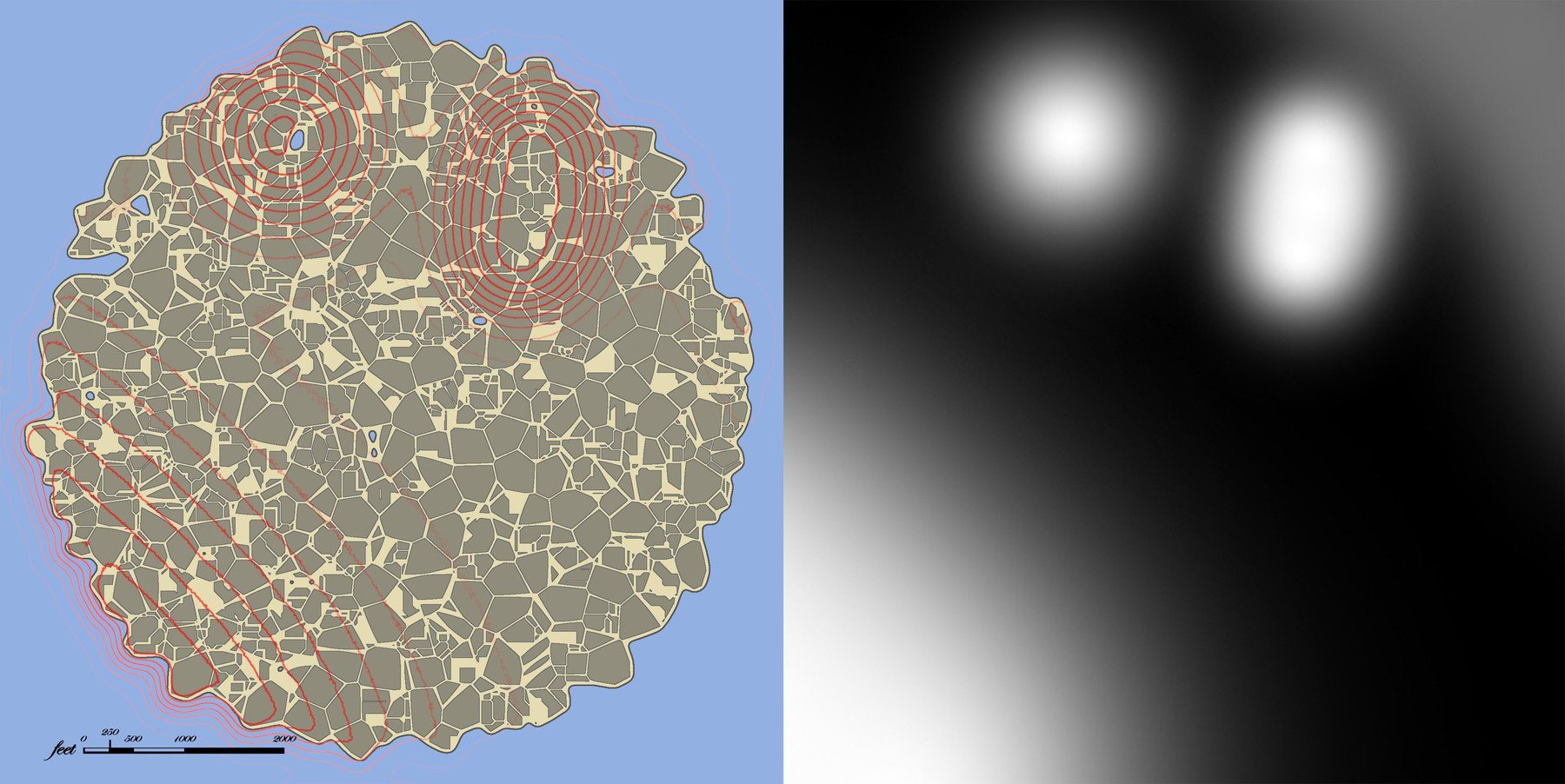 Marcus Johnston - Random RPG City Map Generator