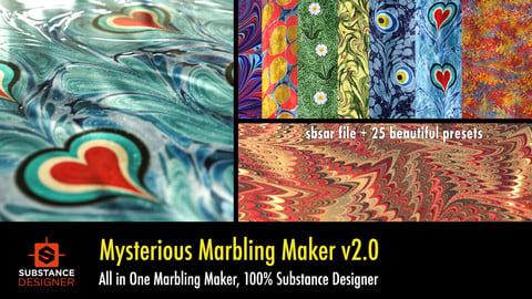 Marbling Maker Material v2.0