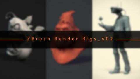 ZBrush Render Rigs_v02