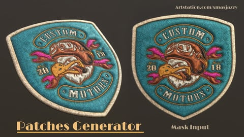 Patches Generator