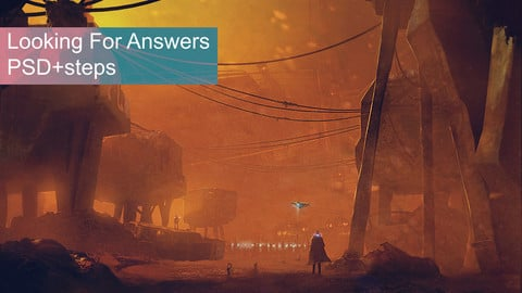 """""""Looking For Answers"""": PSD+steps"""