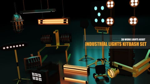 Industrial Work Lights