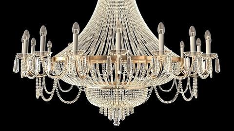 Classic Lustr (Ceiling Light)