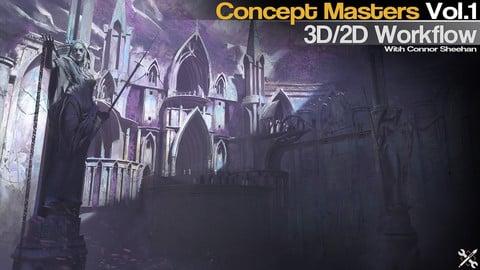 Concept Masters Vol.1